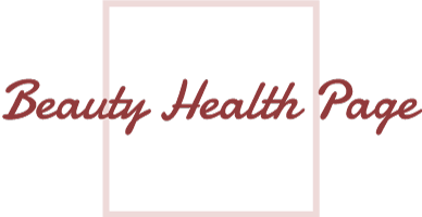 Beauty Health Page